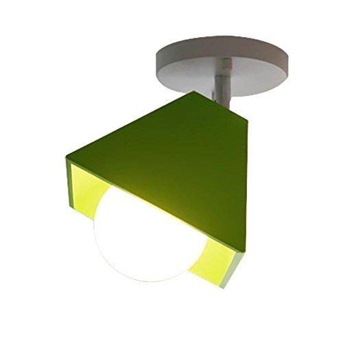 modern-einfach-deckenleuchte-kreativ-deckenlampe-deckenleuchten-grun
