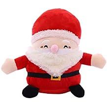 Vosarea Babbo Natale in Peluche in Peluche Babbo Natale Bambola di Natale  Decorazioni da Tavolo Regalo ad82869f054f