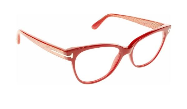 5ccb57b0d1 Tom Ford FT5291 077 53 Glasses  Amazon.co.uk  Clothing