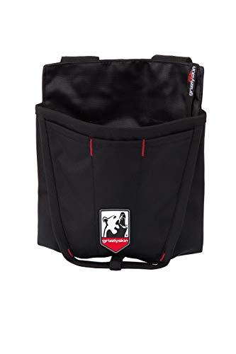 Grizzlyskin Workwear Workertasche Iron Farbe: schwarz; Größe: Uni