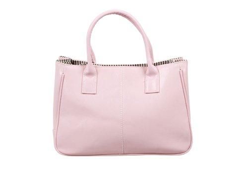 bundle-monster-womens-pu-faux-leather-lady-tote-shoulder-handbag-purse-bag-baby-pink