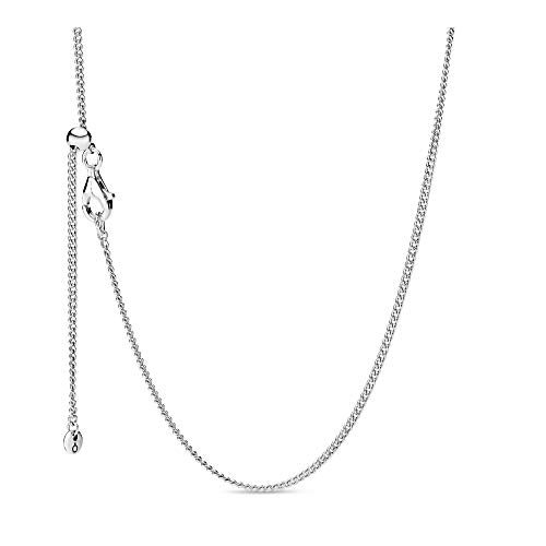 Pandora Sterling Silver Necklace with 60cm