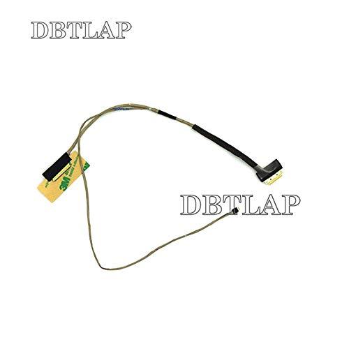 DBTLAP Bildschirm Kabel Kompatible für Lenovo S300 S400 S405 S410 S40-70 M40-70 DC02001KO10 (Lenovo S405)