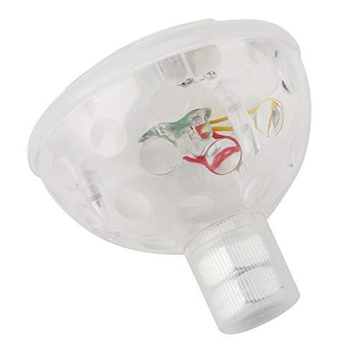 nleuchten, RGB 4 LED-Schwimmlicht für Unterwasser-Glow-Show-Whirlpool-Lampe ()