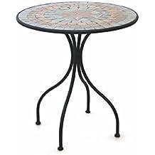 Amazon.fr : table ronde mosaique