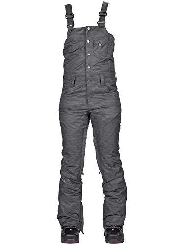 Nikita Denim (Nikita Damen Snowboard Hose Evergreen Denim Bib Hose)
