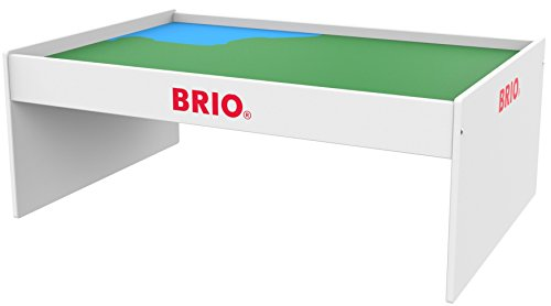 BRIO Wooden Railway - Consumer Play Table - 3yrs+