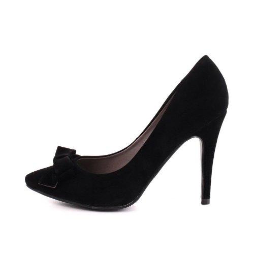 Ital Design Noir Noir femme Escarpins pour H8Ydnwxr8