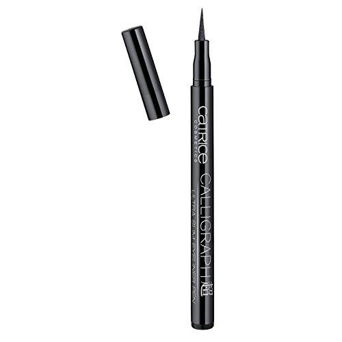 Catrice Calligraph Ultra Slim Eyeliner Pen Blackest Black 010 1er Pack(1 x 30 grams)