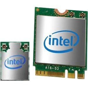 INTEL Dual Band Wireless-AC 3165 1x1 AC + BT M.2