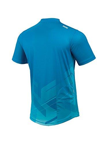 IXS Herren Jersey Satisfar blue