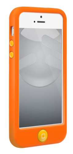 SwitchEasy Colors Turquoise for iPhone 5/5s Orange