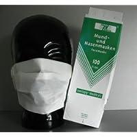 Einweg Mundschutz Papier 1-lg 100 Stück preisvergleich bei billige-tabletten.eu