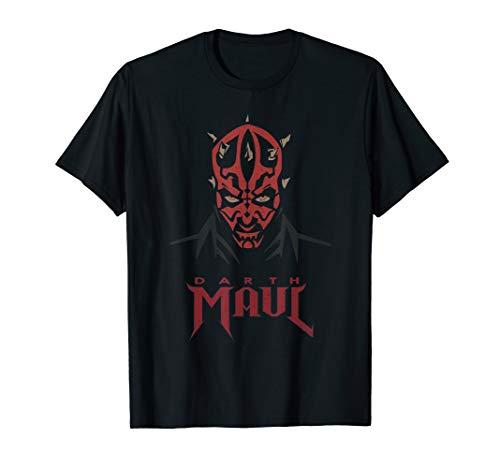 Star Wars Darth Maul Sith Lord T-Shirt  (Maul Darth Shirt)