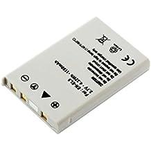 CELLONIC® Batteria premium per Nikon Coolpix P90, P80, CoolPix P500 P510 P5100 P520 P530, CoolPix P100, P300, P6000 Coolpix S10 3700 5200 5900 7900, AW110 (1180mAh) EN-EL5 Batterie di ricambio, accu sostituzione, sostituto