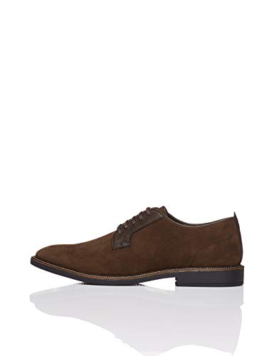 Find. Contrast Panel Zapatos de Cordones Derby