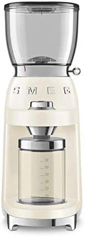 Smeg CGF01CREU kaffemix, grädde