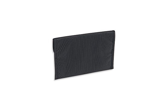 Tatonka Travel Folder RFID B, Custodia porta documenti 2956, Nero (Black), 18 cm