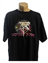 Twisted Sister - Electric Logo Band T-Shirt