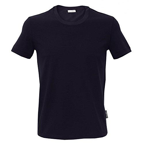 dolce-gabbana-pure-cotton-crew-neck-girocollo-mens-t-shirt-navy-small
