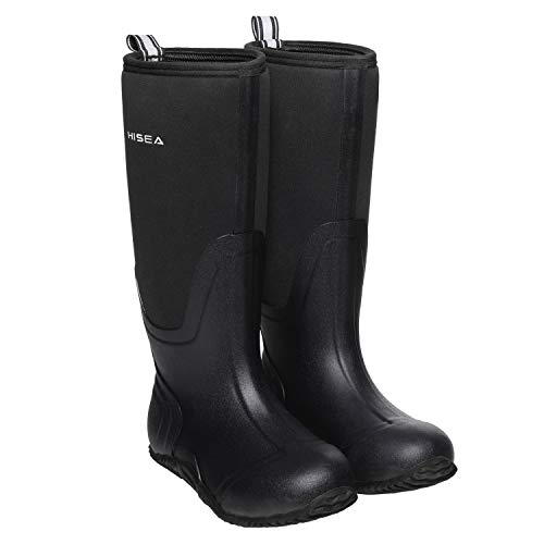 HISEA Neoprene Wellies Women