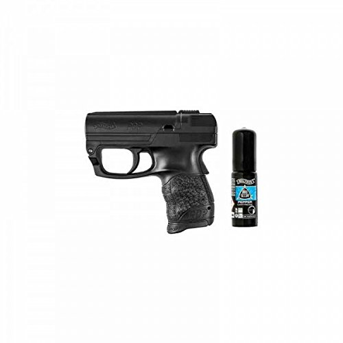 """Walther PDP \"""" Personal Defense Pistol\"""" mit Pfefferspray (Schwarz)"""