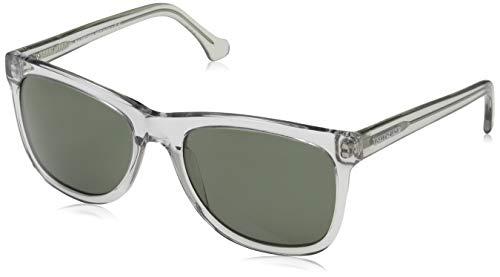 Balenciaga Damen Ba0028 74B-56-19-140 Sonnenbrille, Grau, 56