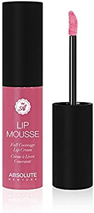 Absolute New York Lip Mousse Lipsticks, Cheerleader, 8ml