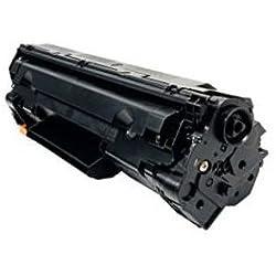 Tóner compatible con HP CB435A 35A Laserjet P1005, P1006, P1007, P1008, P1009 | 1500 páginas