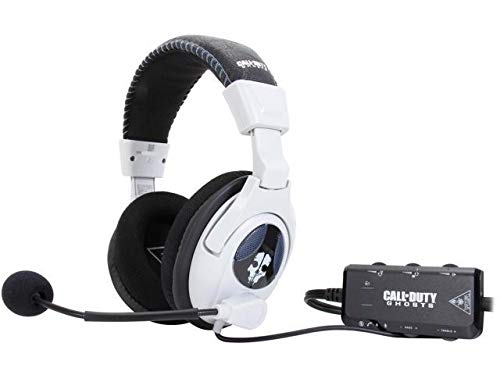 Turtle Beach Casque de Jeu Call of Duty Ghosts Ear Force Shadow édition limitée