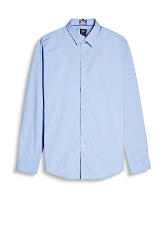 ESPRIT Collection Herren Businesshemd Blau (Pastel Blue 435)