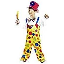 Boys Toys - Disfraz Payaso Sombrero 7-9