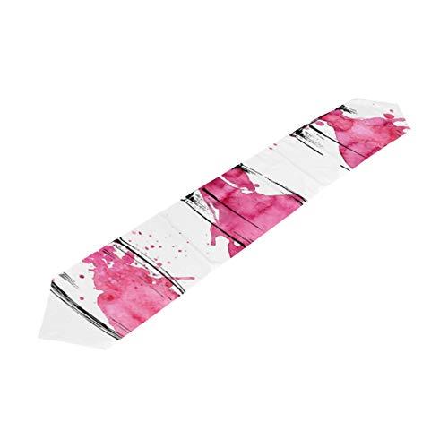 Yushg Prost Mit Zwei Gläsern In Der Hand Kühle Umhängetasche Männer Handtaschen Business Duffel Tischläufer Decor Indoor 13x90 Zoll