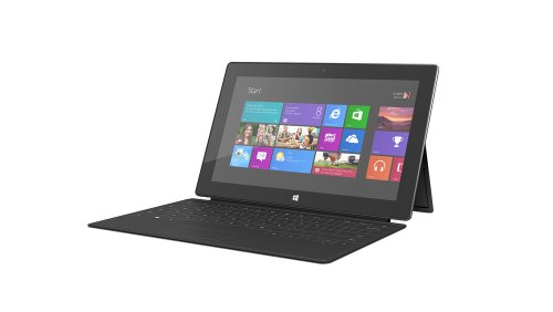 Surface 64gb Microsoft Rt Tablet ('Microsoft Surface RT 10.6 Tablet (WiFi, 64 GB, Nvidia Tegra 3 T30, 1.4 GHz, 2 GB, Windows RT), Schwarz)