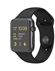 SHYLOC A1 Bluetooth Wireless Smart Watch with Camera and Sim Card Support with Apps Like Whatsapp and Facebook for All 3G & 4G Android/iOS Smartphones