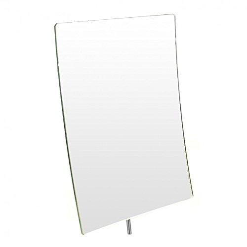 Frasco Wand-Kosmetikspiegel randlos, Ø 19x14cm, 3-fach