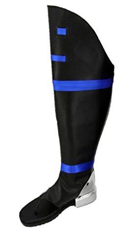 Cosstars Kabaneri of the Iron Fortress Mumei Anime Cosplay Schuhe Stiefeletten Stiefel