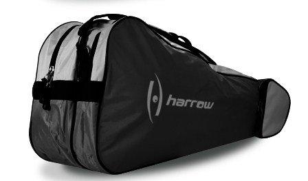 Harrow 3Schläger Tasche schwarz