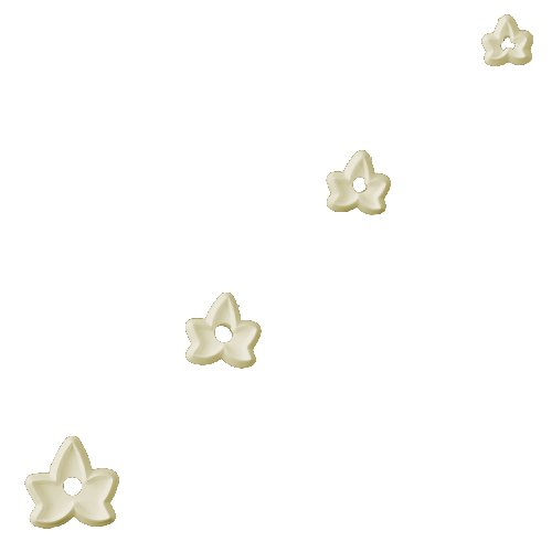 Orchard Products Set of 4 IVY LEAF Icing Sugarcraft Cutters Cake Decorating Ivy Leaf Cutter