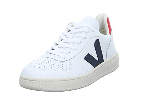 Veja V10 Leather Extra White (44 EU)
