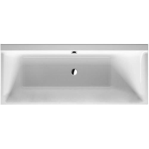 Duravit Badewanne P3 Comforts 1700x700mm Einbauversion, RS rechts, weiß, 700374000000000