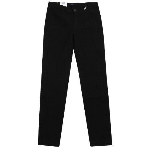 Mac, Stretch Jeans, Pam Clean,strukturierte Baumwollqualität,schwarz [14209] Schwarz