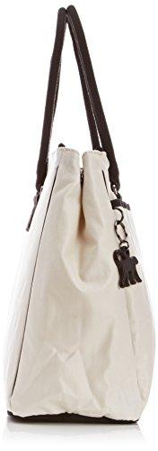 Kipling Halia Tt, Sacs portés main mode femme Multicolore (Pearl Birch C)