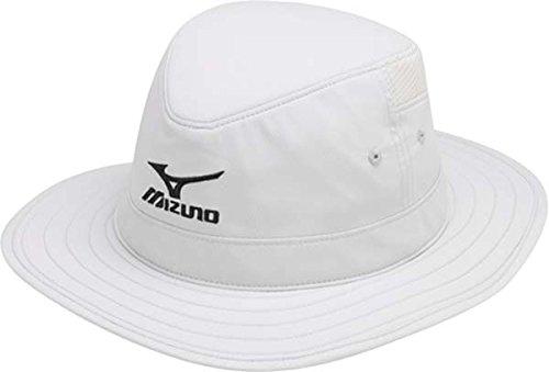 Mizuno Brisbane Chapeau (Lot de 3)–Blanc, Taille Unique