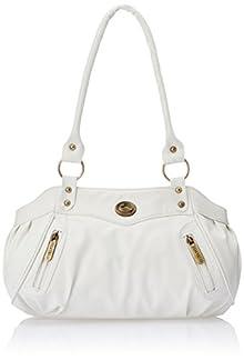8e03d25e6b0e Women s Handbag (White) (FSB-145)
