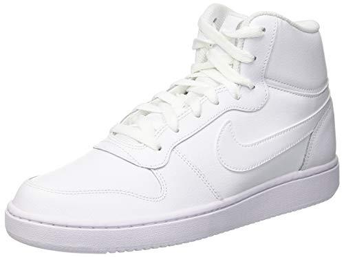 Nike Herren Ebernon Mid Fitnessschuhe Mehrfarbig White 100, 42 EU