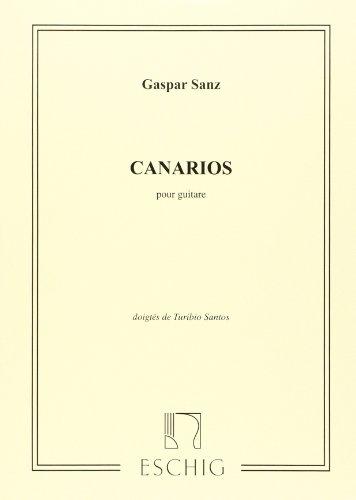Canarios (Santos No6) - Guitare