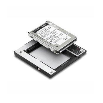 Lenovo ThinkPad Serial Hard Drive Bay Adapter III Argento