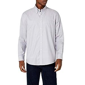 Fruit of the Loom Herren Oxford Long Sleeve Hemd