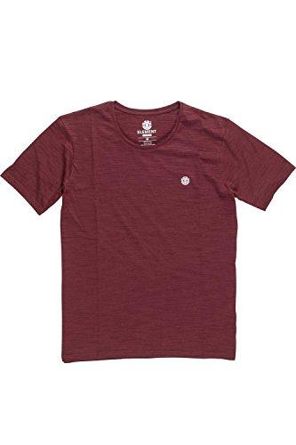 Element Emmett T-Shirt Rot